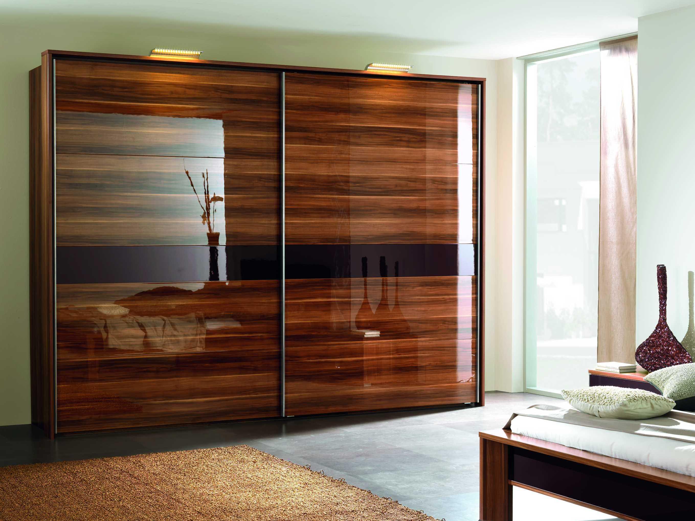 Дизайн двери шкафов купе