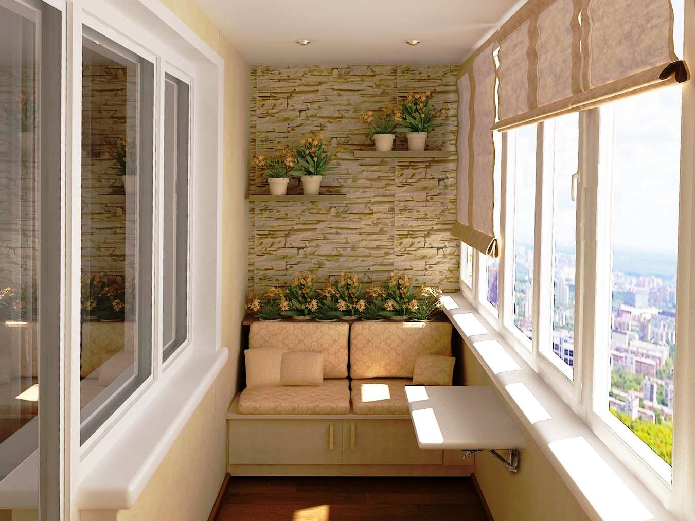 Идеи ремонта балкона своими руками фото