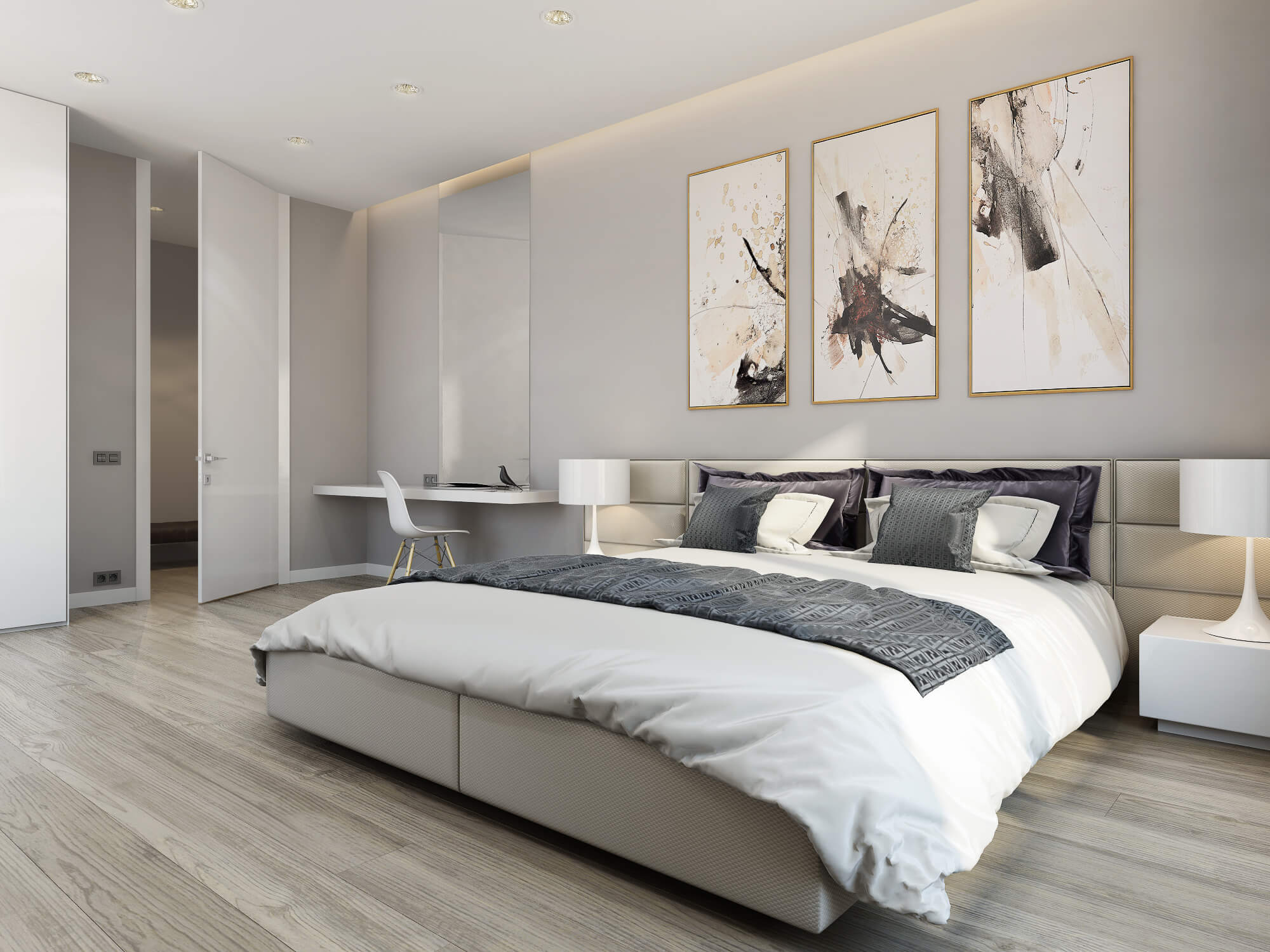 Bedroom Design Minimalist